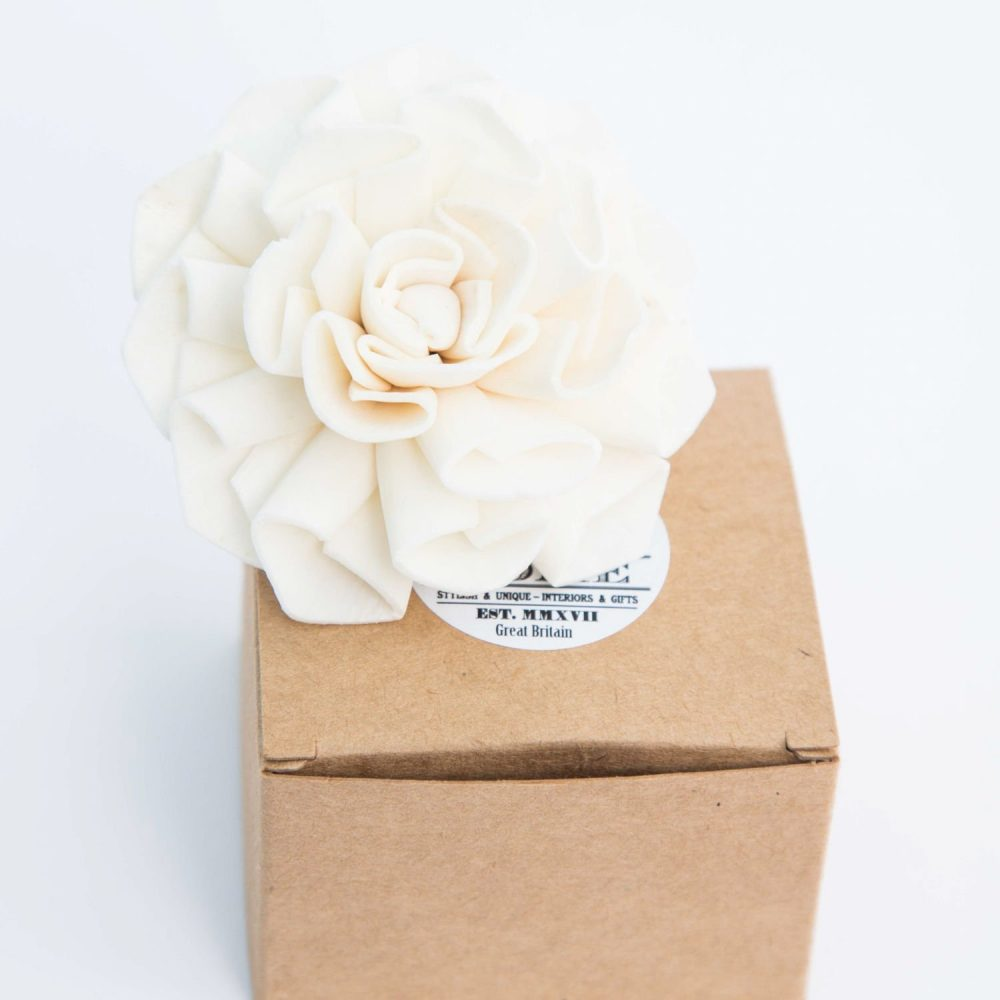 Vintage & Bespoke Ltd. - Folded Dahlia Flower Diffusers