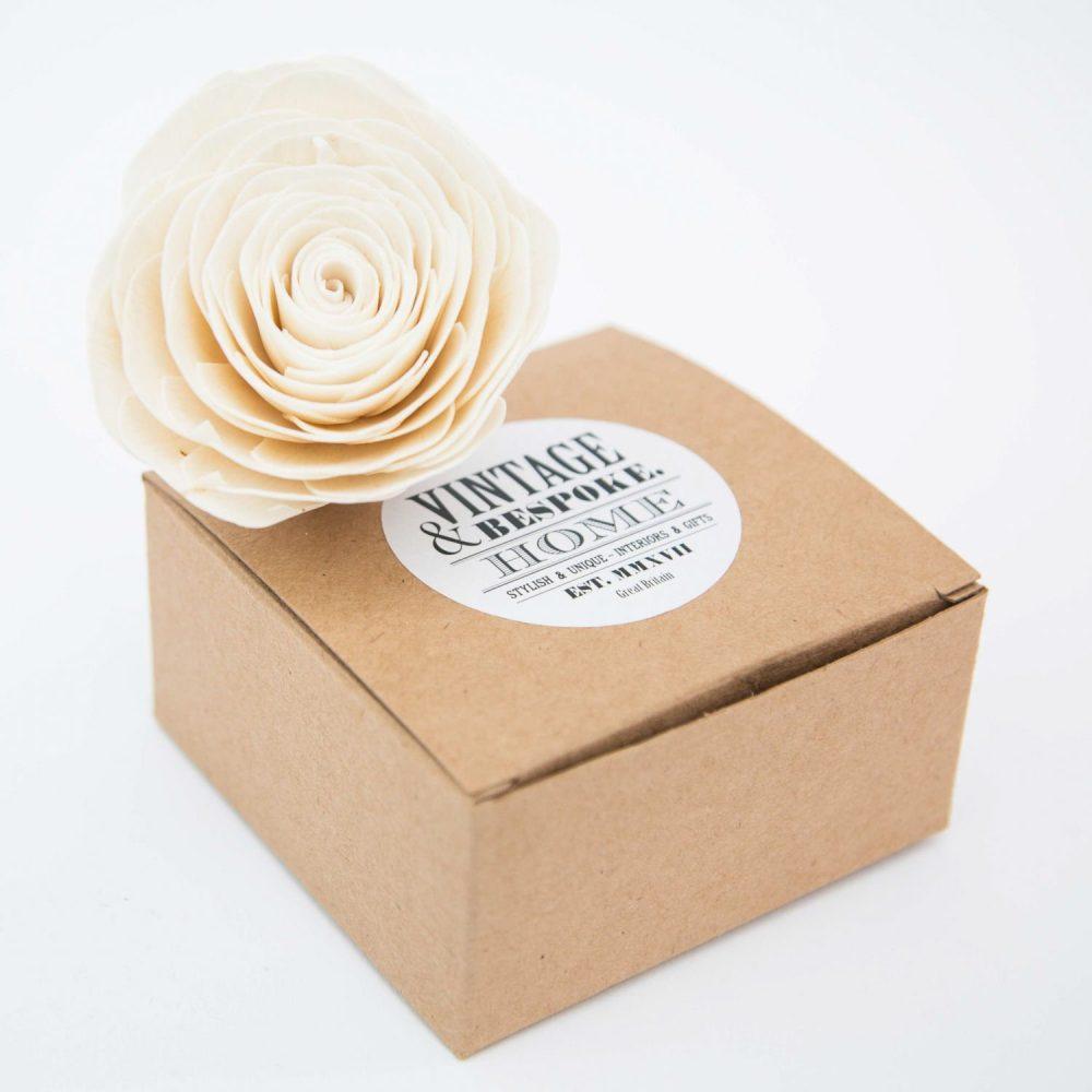 Vintage & Bespoke Ltd. - Rose Flower Diffusers