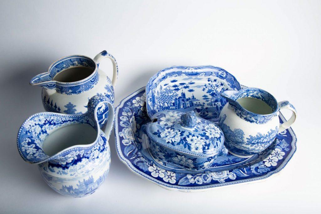 Vintage & Bespoke Ltd. - Vintage China - China Serving Set
