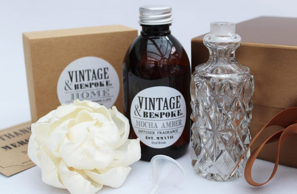 Large Diffuser Gift Set from Vintage & Bespoke Lts