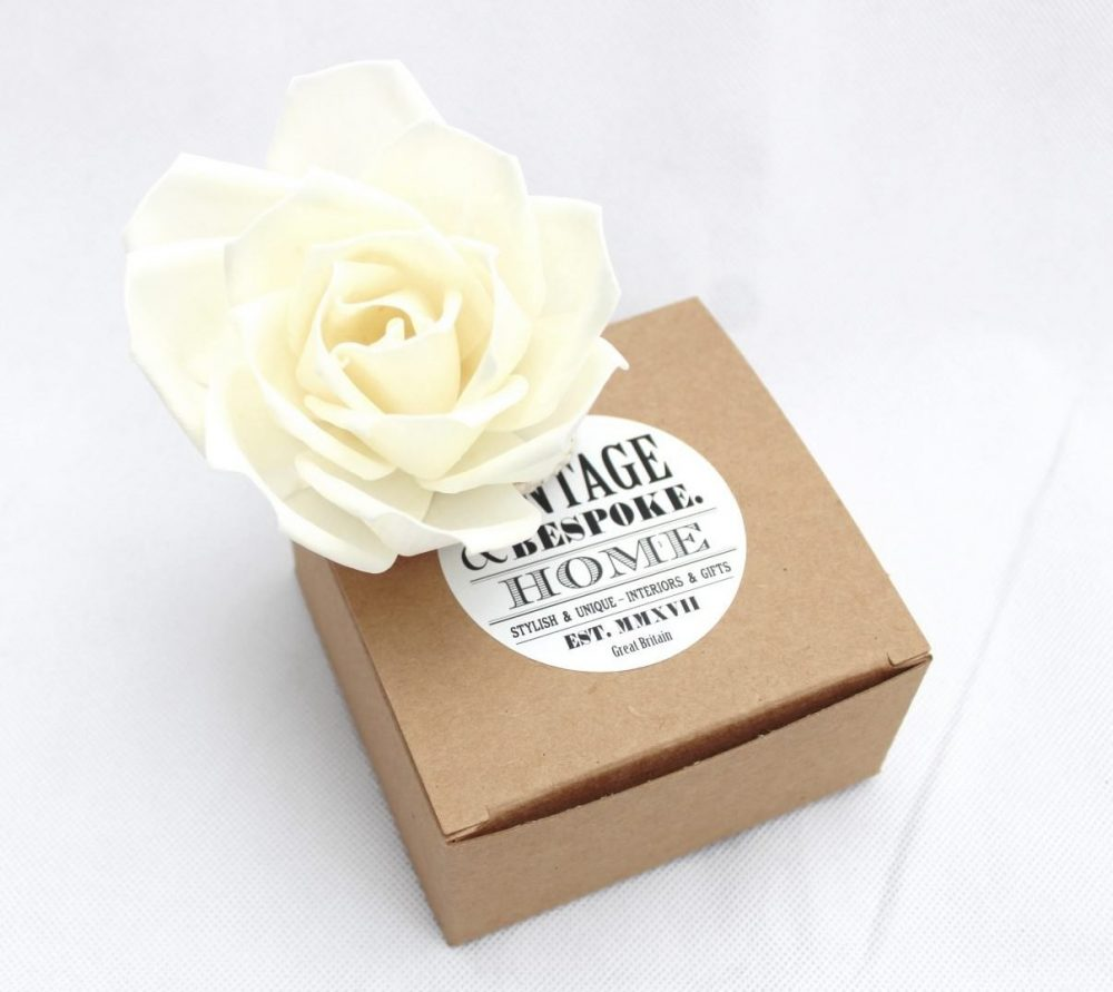 Rose Diffuser Flower from Vintage & Bespoke Ltd.