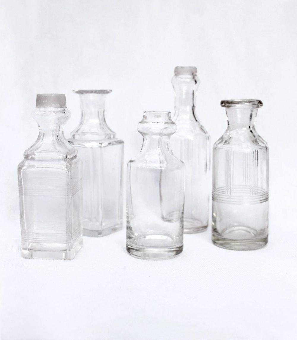 Plain Vintage Diffuser bottles from Vintage and Bespoke