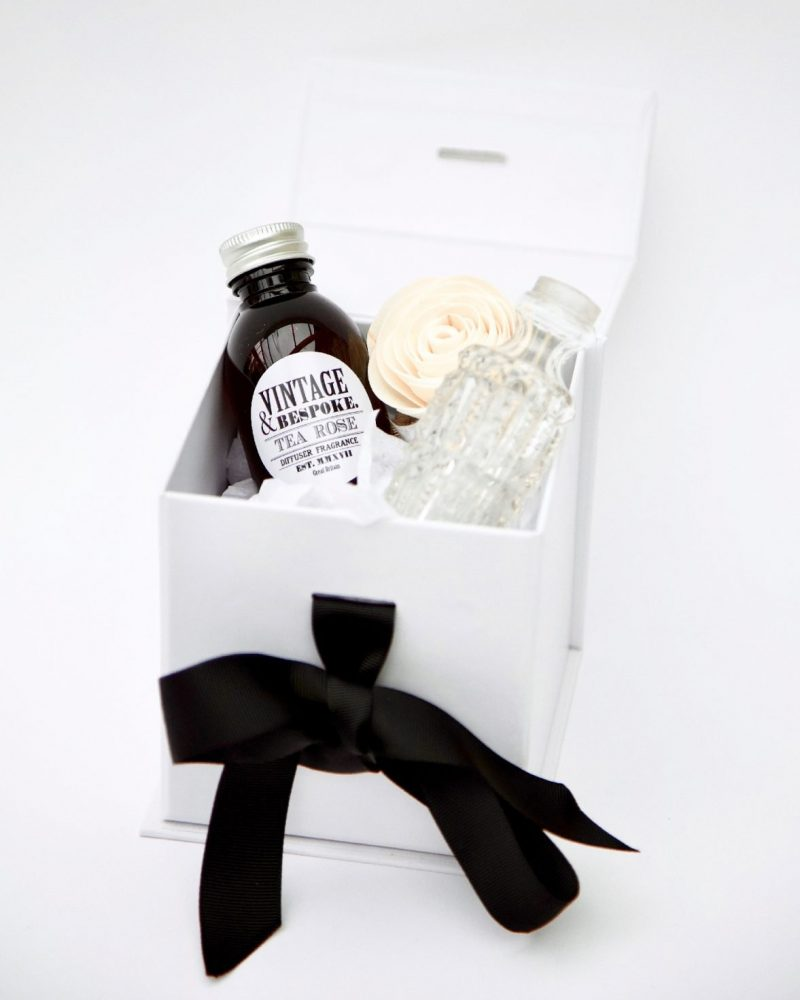 Baby Flower Diffuser Gift Box