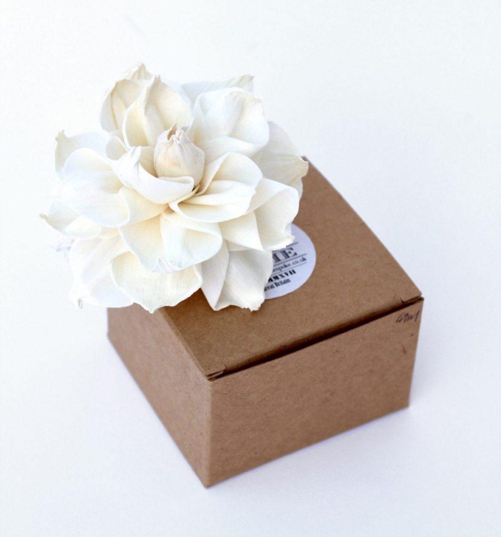 Dahlia Diffuser Flower from Vintage & Bespoke Ltd.