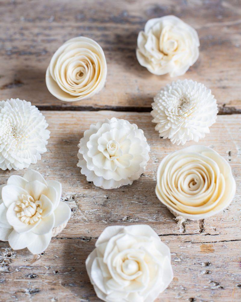Mini Diffuser Flowers
