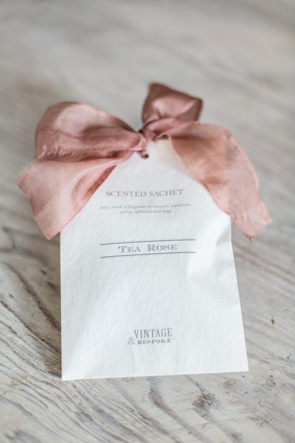 Scented Sachet by Vintage & Bespoke