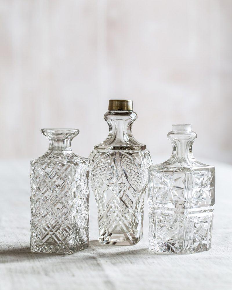 Vintage Diffuser Bottles