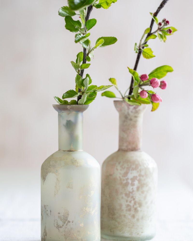 tall flower bottles