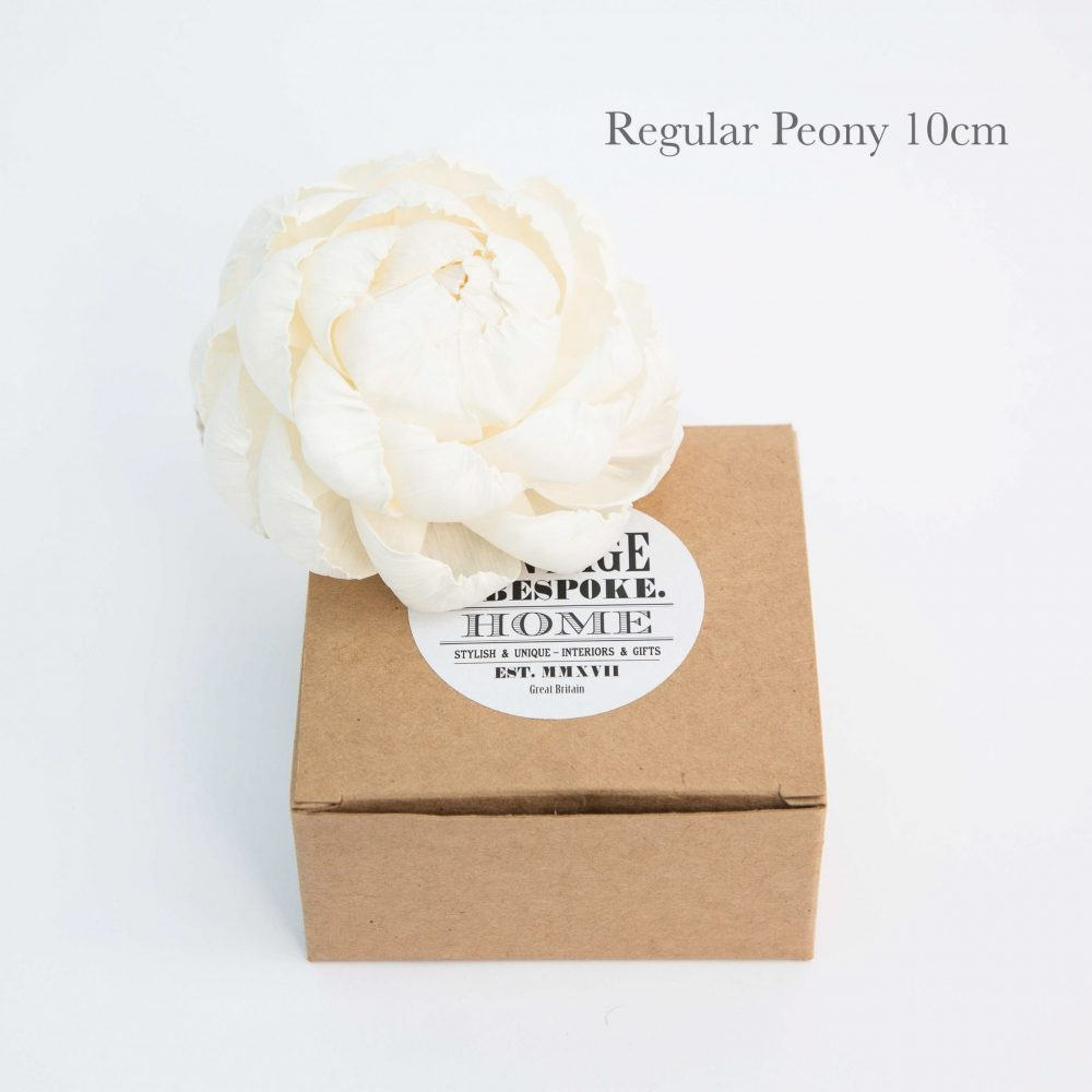 Peony Diffuser Flower from Vintage and Bespoke