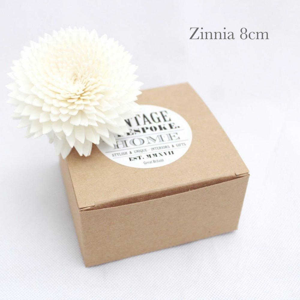 Zinnia Diffuser Flower