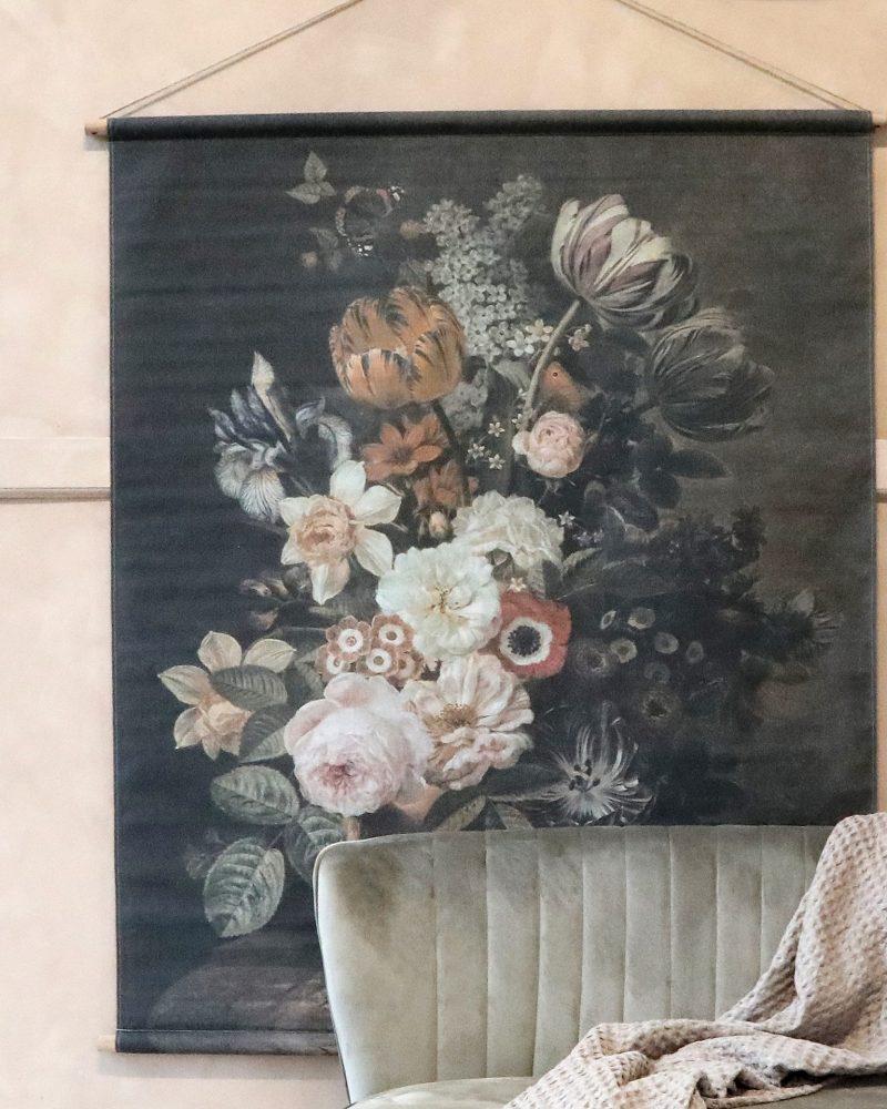 Rococo Vintage wall hanging
