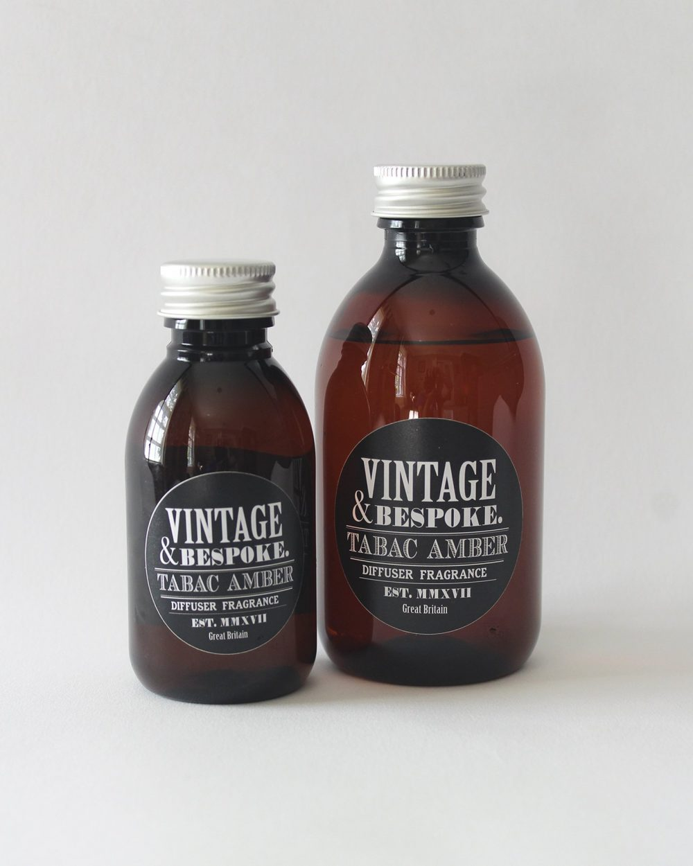 Diffuser Fragrance Refills for Women and Men - from Vintage and Bespoke
