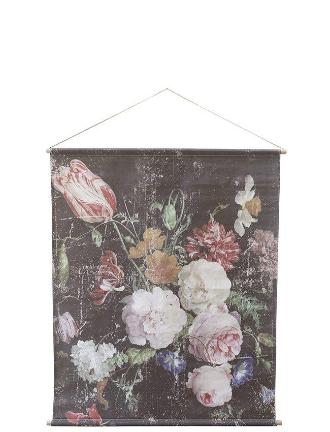 bouquet canvas