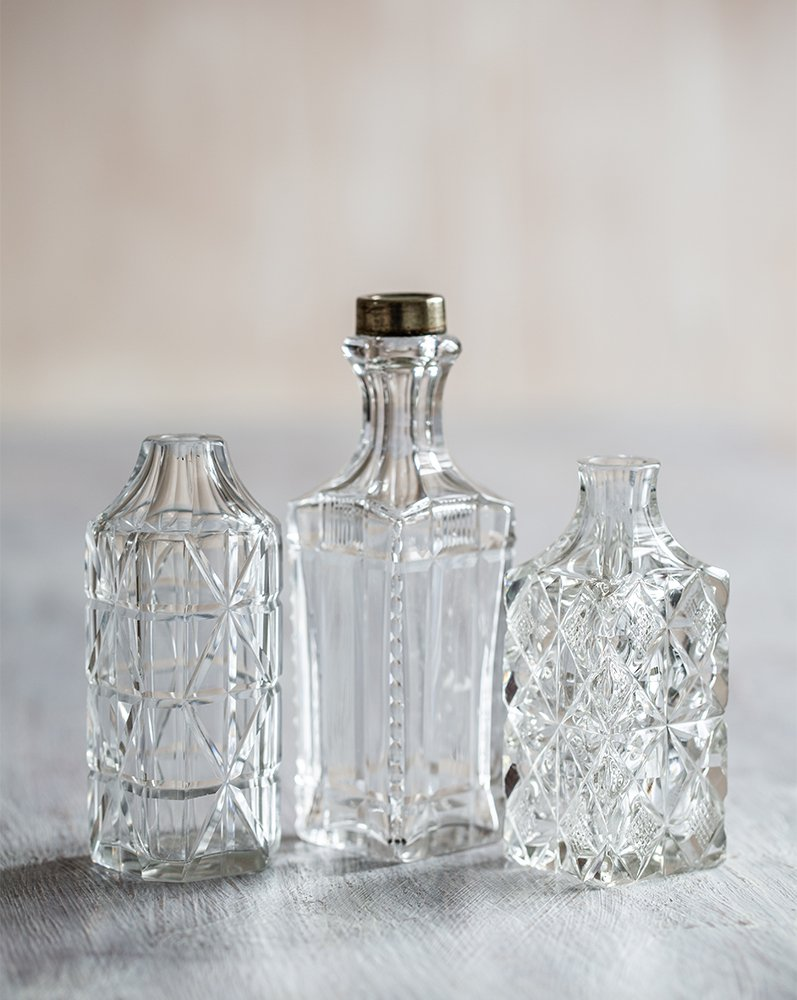 collectors cut diffuser bottles