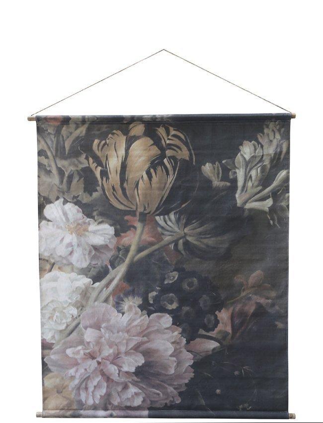 large tulip wall hanging