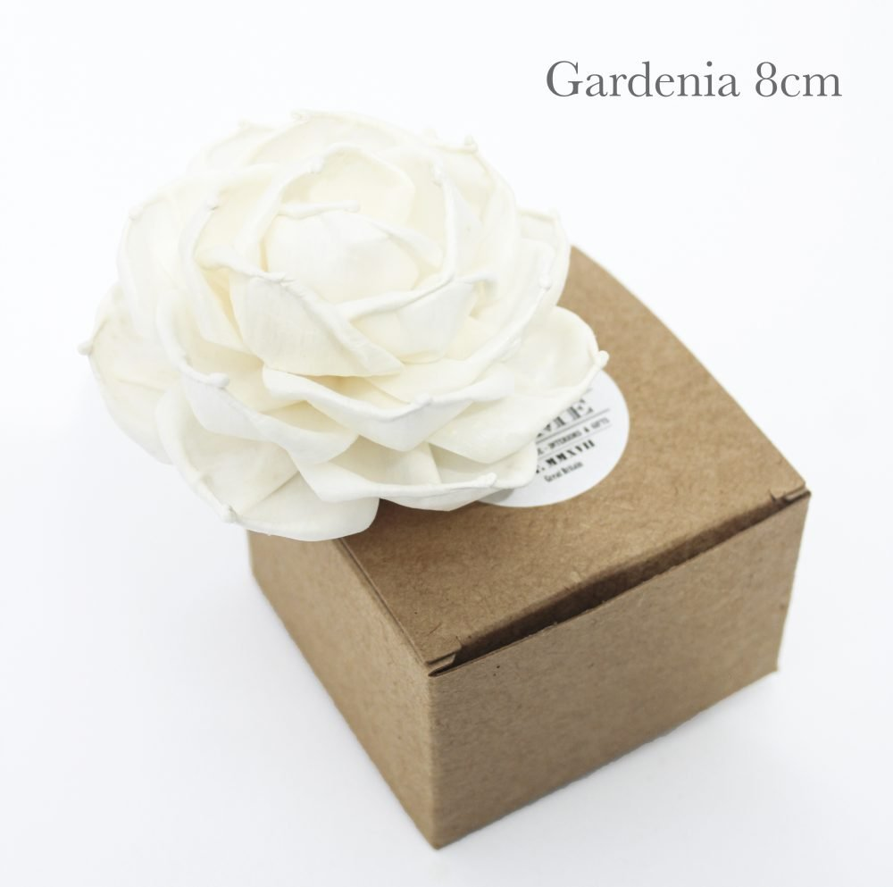 Gardenia Diffuser Flower with wick