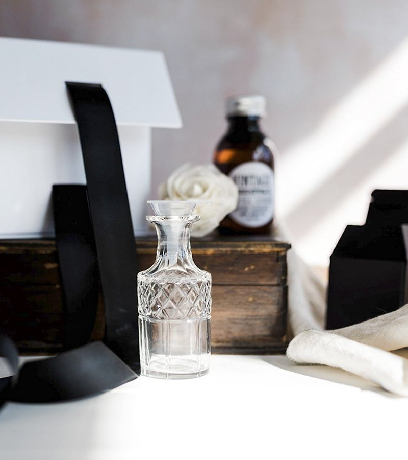 small diffuser gift box from Vintage and Bespoke Ltd