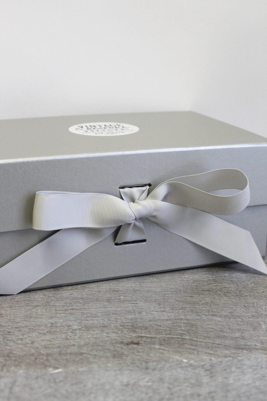 Silver Gift Box