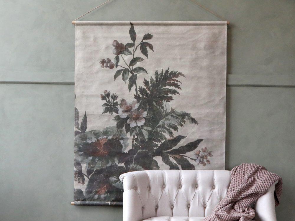 soft vintage canvas