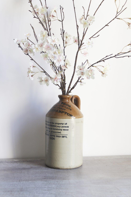 vintage cider jug
