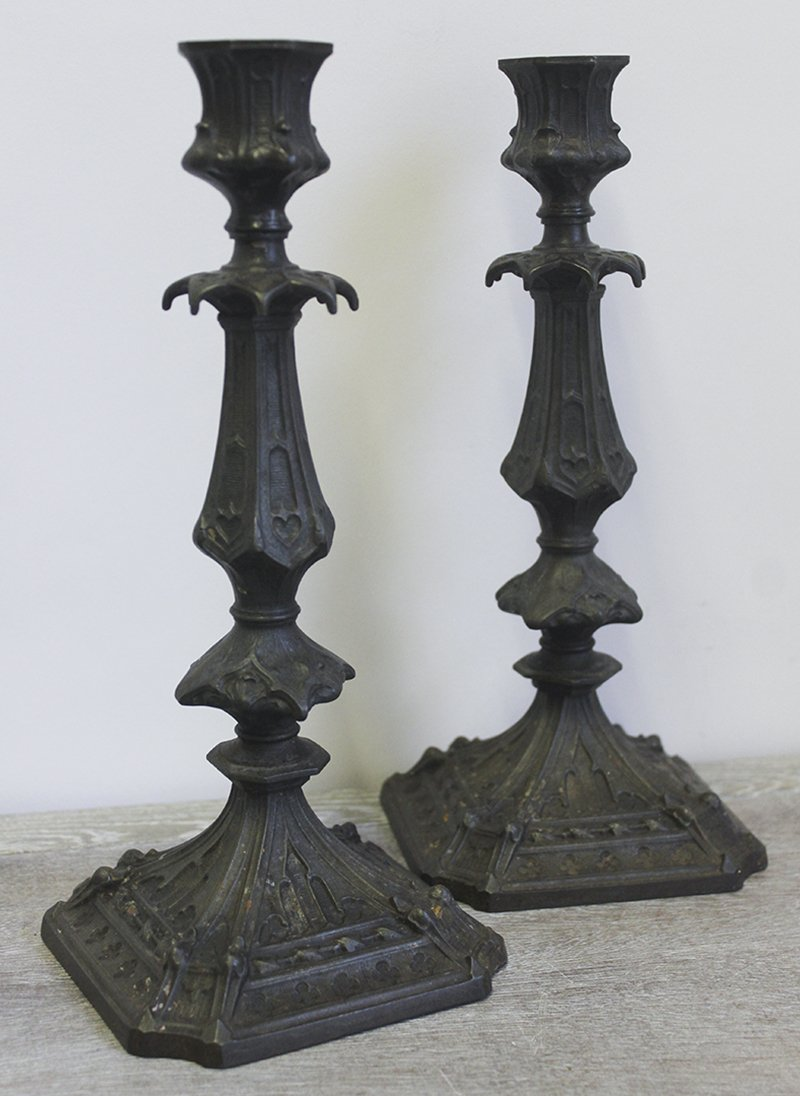 Zimmerman Candlesticks